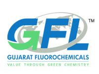 Logo of GFL, Gujarat Fluorochemicals