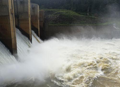Nakai dam in Laos